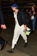 KRISTEN STEWART at LAX Airport in Los Angeles 09/21/2019