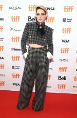 KRISTEN STEWART at Seberg Premiere at 2019 Toronto International Film Festival 09/07/2019
