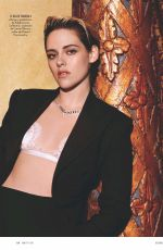 KRISTEN STEWART in Vanity Fair Magazine, Spain October 2019