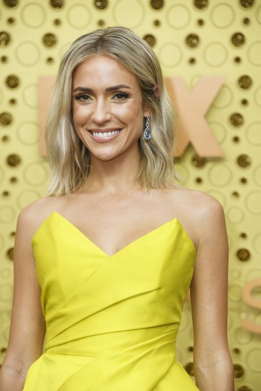 KRISTIN CAVALLERI at 71st Annual Emmy Awards in Los Angeles 09/22/2019
