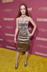 KSENIA SOLO at 2019 Entertainment Weekly and L