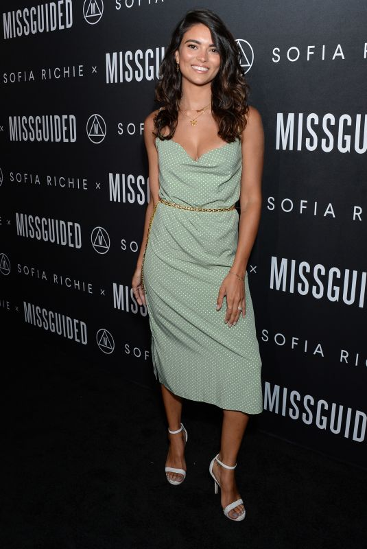 KYRA SANTORO at Sofia Richie x Missguided Launch Party in Los Angeles 09/18/2019