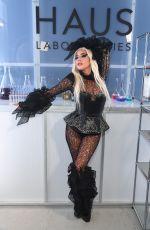 LADY GAGA at Haus Laboratories Launch at Barker Hangar in Santa Monica 09/16/2019
