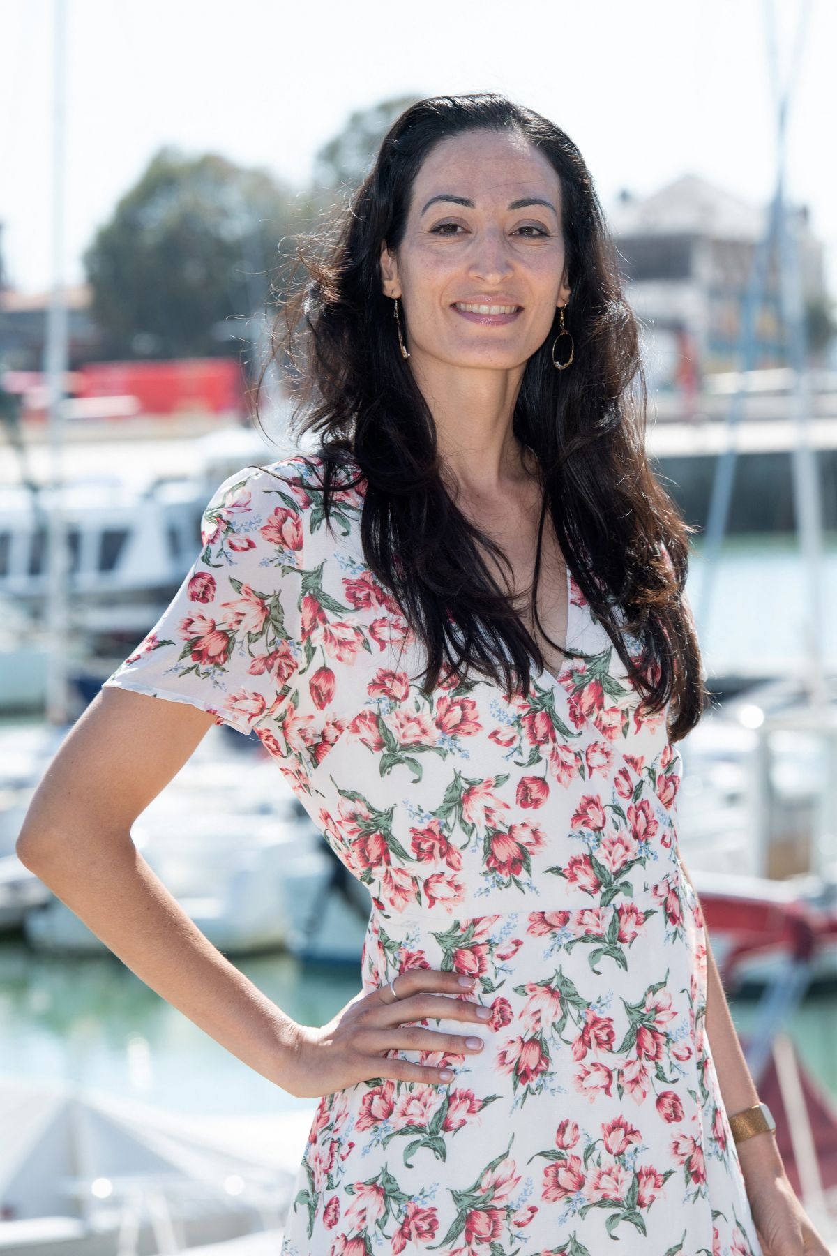 LAETITIA EIDO at 21st La Rochelle Fiction Festival in