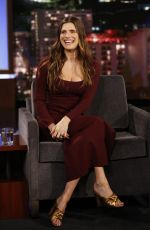LAKE BELL at Jimmy Kimmel Live! in Los Angeles 09/18/2019