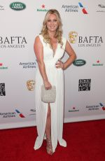LARA CLEAR at Bafta LA + BBC America TV Tea Party 09/21/2019