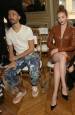 LARSEN THOMPSON at Christian Siriano Fashion Show at PFW in Paris 09/25/2019
