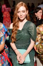 LARSEN THOMPSON at Peter Pilotto Show at Milan Fashion Week 09/18/2019