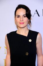 LAURA CARMICAEL and MICHELLE DOCKERY at Downton Abbey Special Screening and Reception in Washington D.C. 09/12/2019