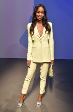 LAURA HARRIER at Boss Show at Milan Fashion Week 09/22/2019