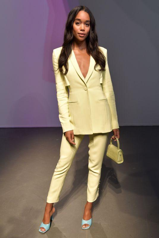 LAURA HARRIER at Boss Show at Milan Fashion Week 09/22/2019