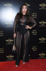 LAUREN GOODGER at Hard Rock Cafe, Piccadilly Circus Launch in London 09/12/2019