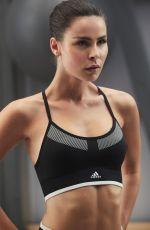 LENA MEYER-LANDRUT and LENA GERCKE for Adidas, September 2019