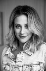 LILI REINHART for Coveteur at TIFF 2019