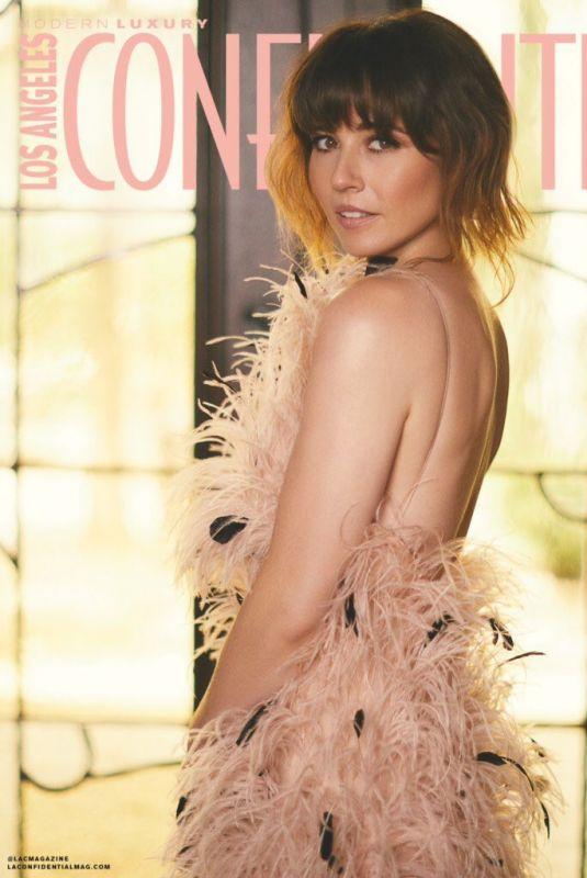 LINDA CARDELINI for Confidential Magazine, September 2019