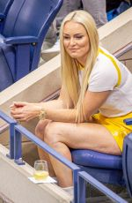 LINDSEY VONN at 2019 US Open in New York 09/06/2019