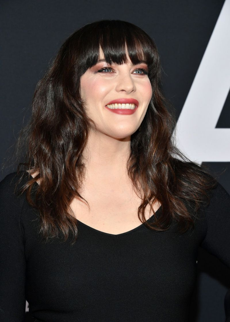 LIV TYLER at Ad Astra Premiere in Los Angeles 09/18/2019 ...