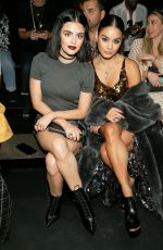 LUCY HALE at Vera Wang Fashion Show in New York 09/10/2019
