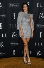 LUNA BLAISE at E!, Elle, and Img NYFW Kick-off Party in New York 09/04/2019