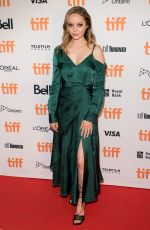 MADELEINE ARTHUR at Color Out of Space Premiere at 2019 Toronto International Film Festival 09/07/2019