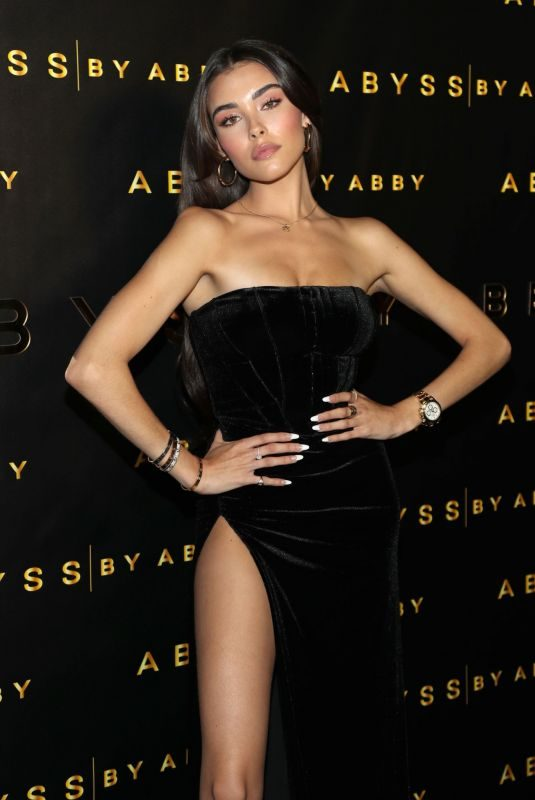 MADISON BEER at Abyss by Abby Launch at Beauty & Essex in Los Angeles 09/04/2019
