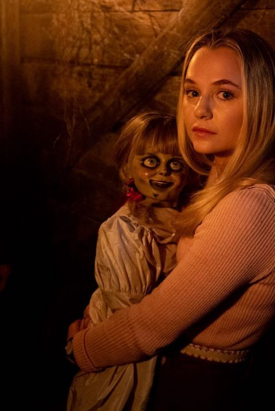 MADISON ISEMAN - Annabelle Comes Home Promos, 2019