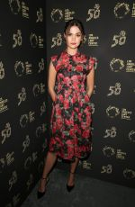 MAIA MITCHELL at Los Angeles LGBT Center 50th Anniversary in Los Angeles 09/21/2019