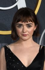MAISIE WILLIAMS at HBO Primetime Emmy Awards 2019 Afterparty in Los Angeles 09/22/2019