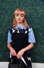 MAISIE WILLIAMS for Farfetch, Magazine 2019