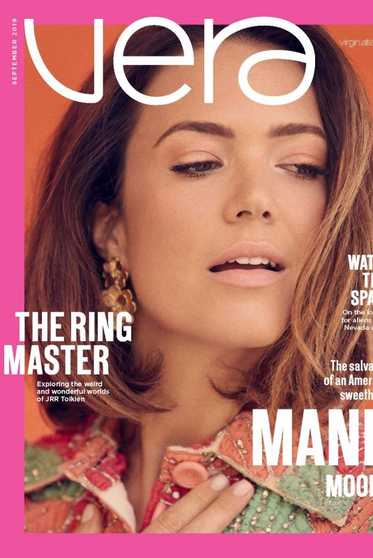 MANDY MOORE in Vera Magazine, September 2019