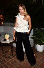 MARGOT ROBBIE at Gabrielle Chanel Essence Launch Dinner 09/11/2019