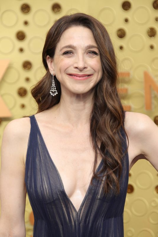 MARIN HINKLE at 71st Annual Emmy Awards in Los Angeles 09/22/2019