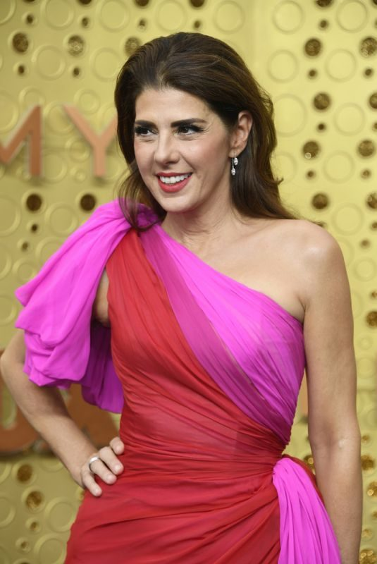 MARISA TOMEI at 71st Annual Emmy Awards in Los Angeles 09/22/2019