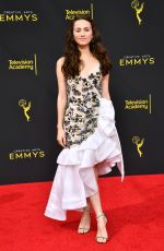 MAUDE APATOW at 71st Annual Creative Arts Emmy Awards in Los Angeles 09/2015/2019
