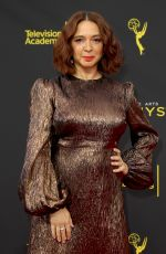 MAYA RUDOLPH at 71st Annual Creative Arts Emmy Awards in Los Angeles 09/2015/2019
