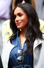 MEGHAN MARKLE at US Open 2019 Women's Final in New York 09/07/2019