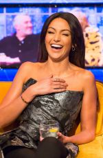 MICHELLE KEEGAN at Jonathan Ross Show in London 09/21/2019