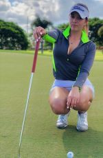 MICHELLE RODRIGUEZ - Golf Player from USA - Instagram Photos