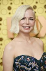 MICHELLE WILLIAMS at 71st Annual Emmy Awards in Los Angeles 09/22/2019