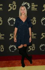 MOLLEE GRAY at Los Angeles LGBT Center 50th Anniversary in Los Angeles 09/21/2019