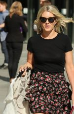 MOLLIE KING Out and About in London 09/20/2019