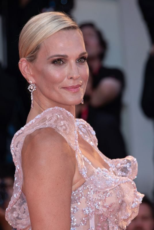 MOLLY SIMS at Joker Premiere at 76th Venice Film Festival 08/31/2019