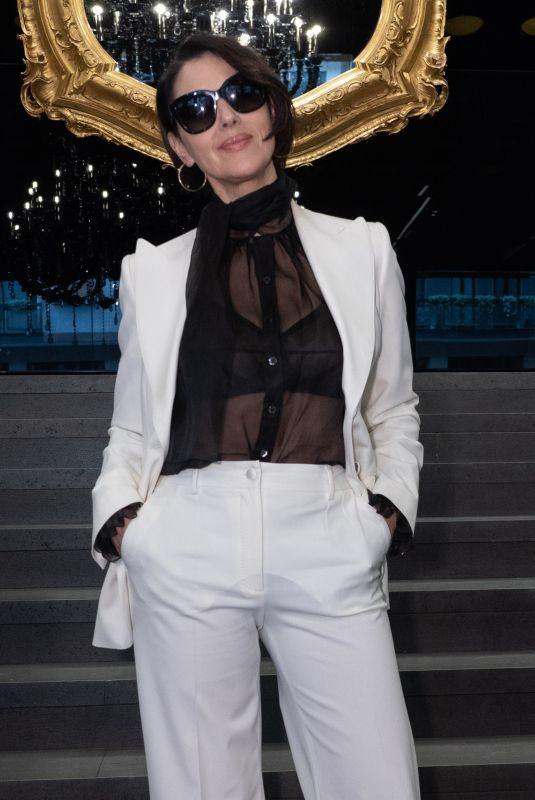 MONICA BELLUCCI at Dolce & Gabbana Show at Milan Fashion Week 09/22/2019