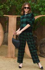 MORGANE POLANSKI at Christian Dior Show at Paris Fashion Week 09/24/2019
