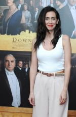 MOZHAN MARNO at Downton Abbey Premiere in New York 09/16/2019