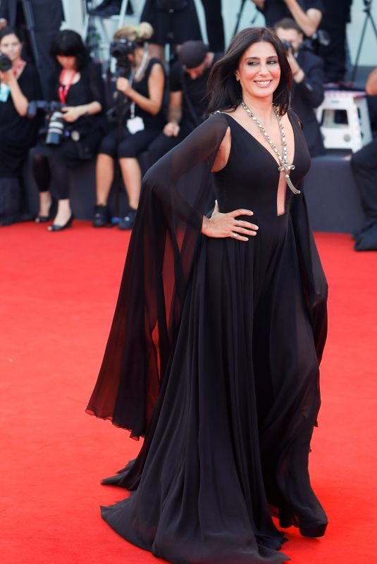 NADINE LABAKI at An Officer and a Spy Premiere at 76th Venice Film Festival 08/30/2019