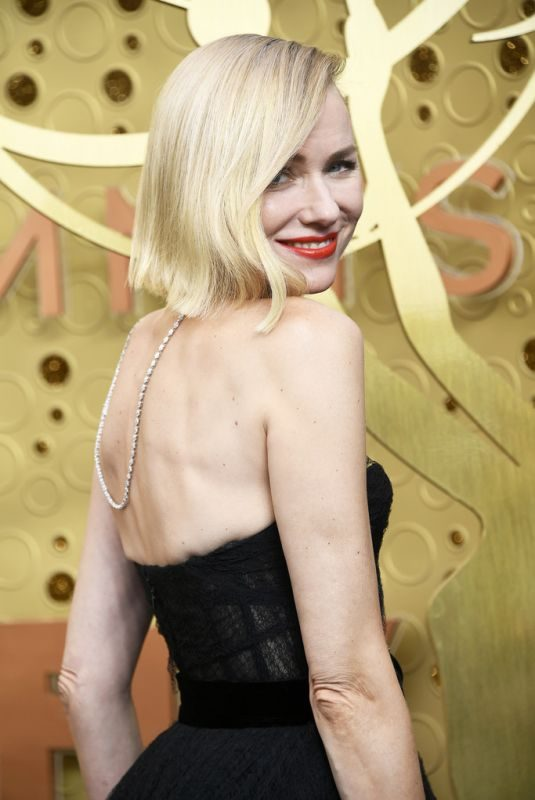 NAOMI WATTS at 71st Annual Emmy Awards in Los Angeles 09/22/2019