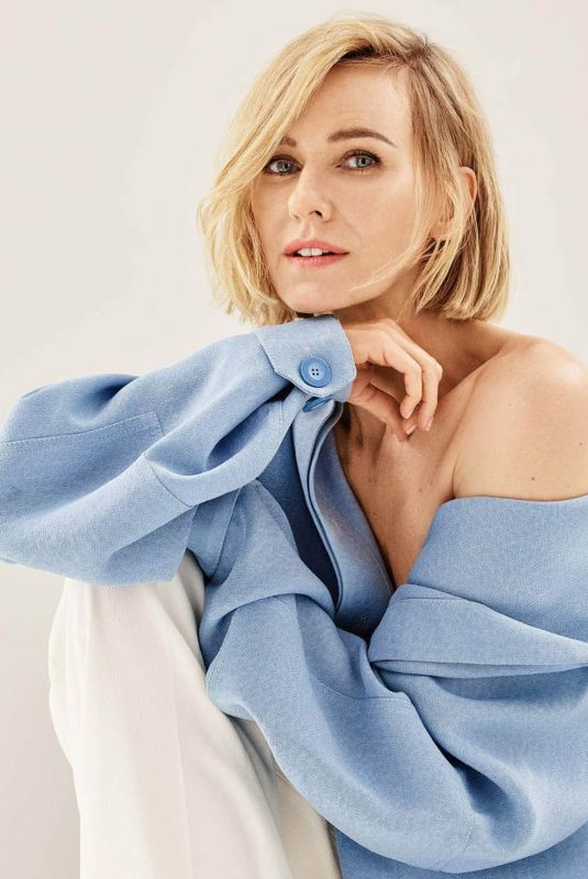NAOMI WATTS in Net-a-porter