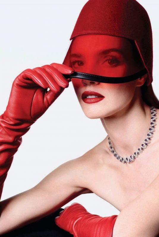 NATALIA VODIANOVA in Vogue Magazine, China September 2019