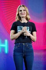 NATALIE PORTMAN at 2019 Global Citizen Festival: Power the Movement in New York 09/28/2019